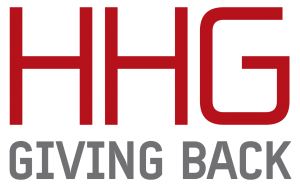 HHG Giving Back logo