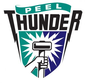 Peel Thunder logo no wording