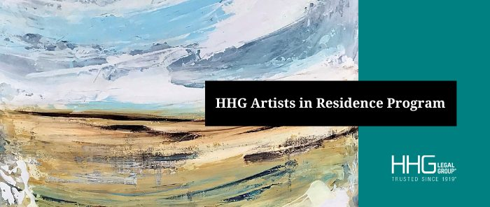 Artists in residence In article